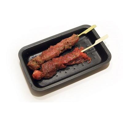 Biefstuk in kruidenbotermarinade